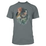 The Witcher 3 Yenni And Triss Tee