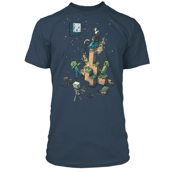 Minecraft Tight Spot Tee