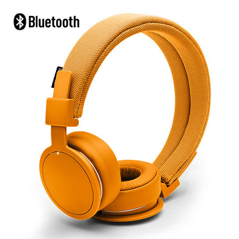 Urbanears Plattan Adv Wireless Bonfire Orange
