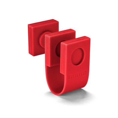 Urbanears The Acrobatic Cable Clip Tomato