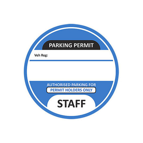 Parking Permits & Car Stickers