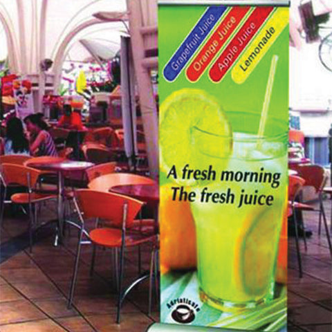 Roll Up Banners (2100mm x 800mm)