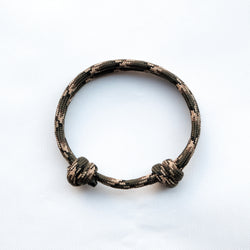Camo Color Paracord Strap