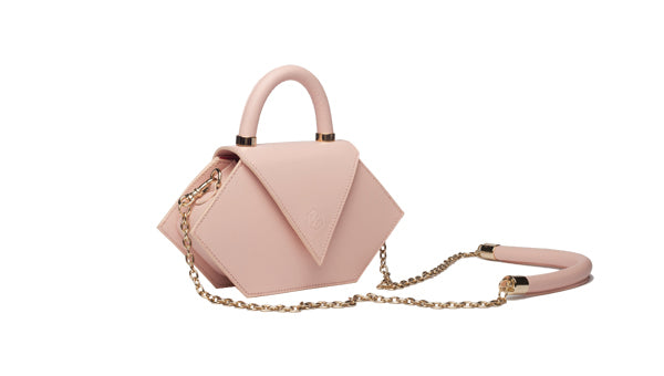 Audrey Compress Blush Bag