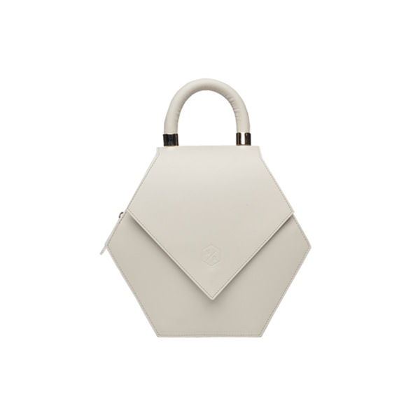 The Audrey Grey bag