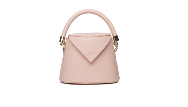 Bianca Bucket Bag | Blush