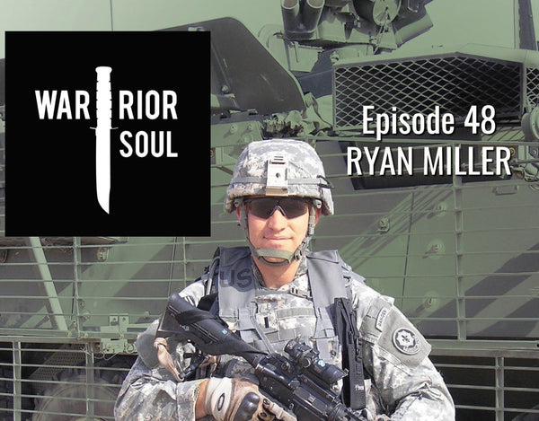 Episode 48: Ryan Miller - From Wounded Veteran to Cannabis Entrepreneur