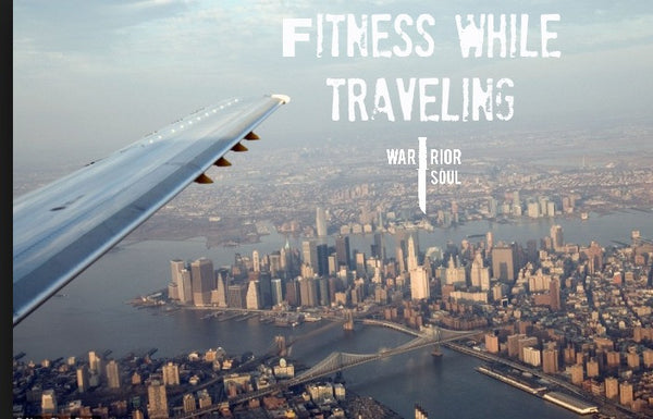 In NYC on Business: Fitness and Nutrition While Traveling