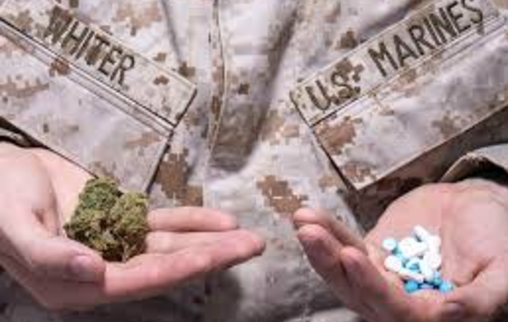 Episode 16: On Medicinal Cannabis for Veterans with Joey Devildoc Martinez