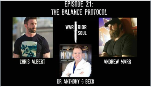 Episode 21: The Man Who Elite Spartan Athletes and Special Forces Operators Go to for Wellness Advice