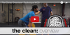 How to Clean (Olympic Weightlifting)