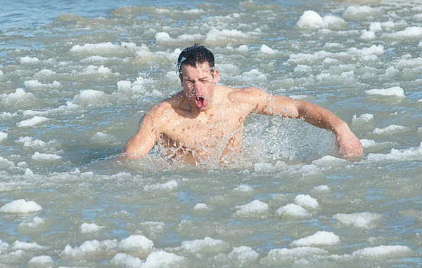 How Cold Exposure Can Help You Burn Fat and Become a Better Person