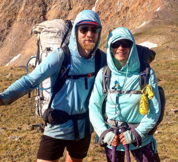 Hiker Doubles His Testosterone Hiking 18 Miles/Day. How?