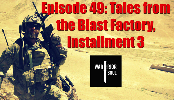 Episode 49: Tales from the Blast Factory, Installment 3 with Adam Marr