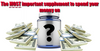 The One Supplement You Should Spend Money On| Fitness and Health
