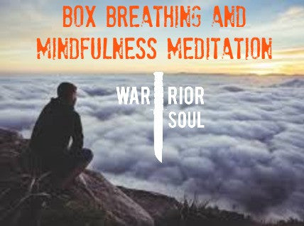 Box Breathing and Mindfulness