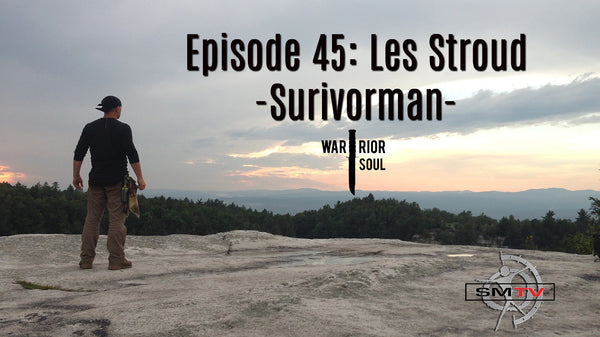 Episode 45: Les Stroud - Survivorman