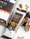 Dark Chocolate Almond Bars - 12 Pack