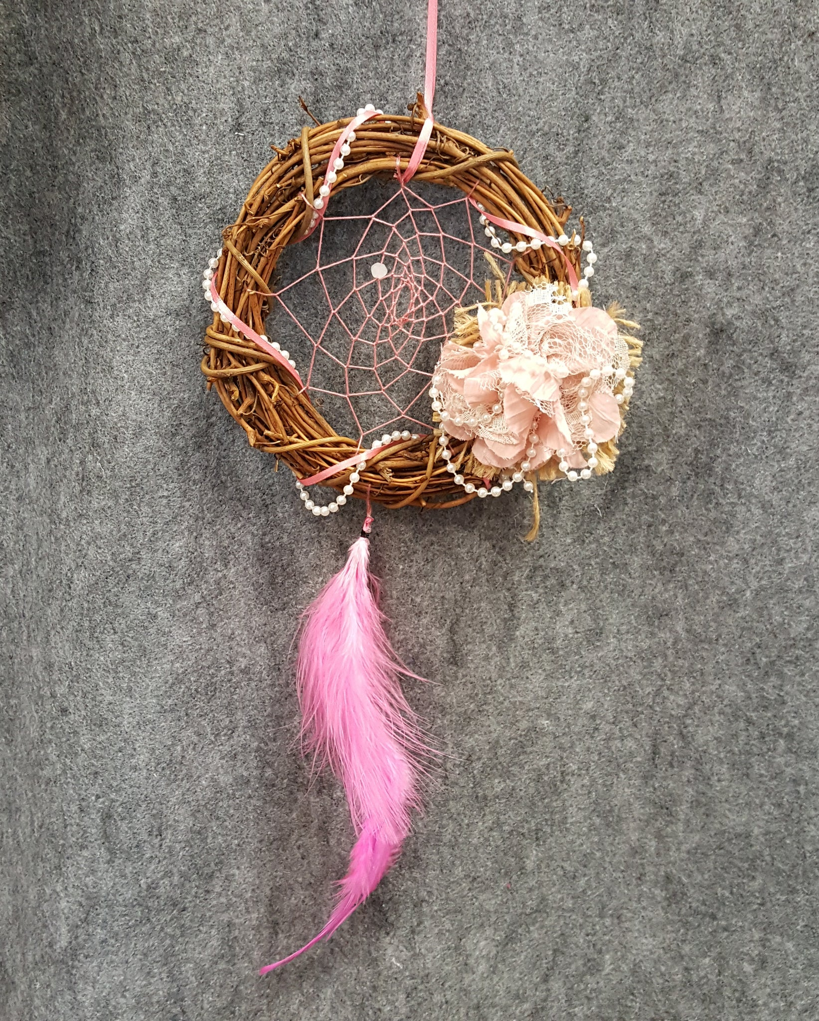 CH123 Dream Catcher - Trinkets & Things Handmade with Aloha