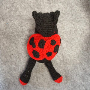 CC032 Red Lady Bug - Large - Trinkets & Things Handmade with Aloha