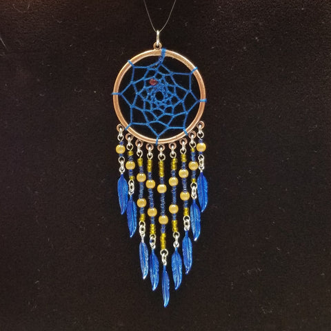 WW149 Dream Catcher Pendant - Trinkets & Things Handmade with Aloha