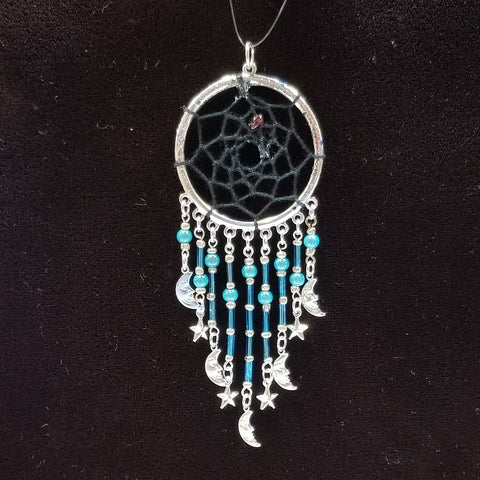 DC182 Dream Catcher Pendant - Trinkets & Things Handmade with Aloha