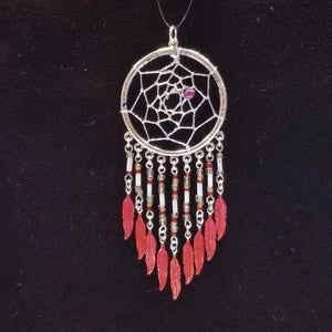DC176 Dream Catcher Pendant - Trinkets & Things Handmade with Aloha