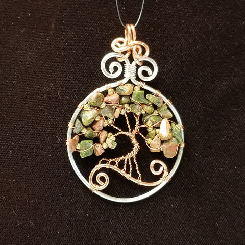 WW249 Tree of Life - Trinkets & Things Handmade with Aloha