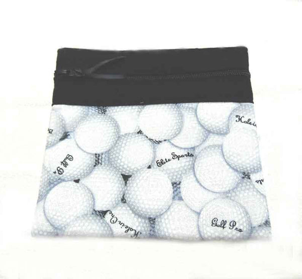 QT016 Golf Ball Coin Purse - Trinkets & Things Handmade with Aloha