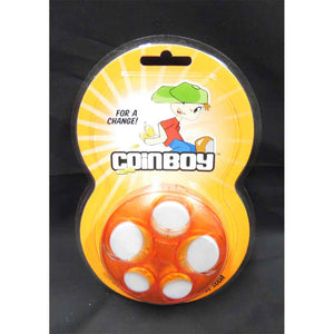 Coinboy Orange Soda - Trinkets & Things Handmade with Aloha
