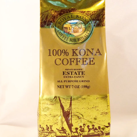 Royal Kona Coffee 100% Estate APG - Trinkets & Things Handmade with Aloha