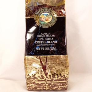 Royal Kona Coffee 10% Vanilla Creme Brulee APG - Trinkets & Things Handmade with Aloha