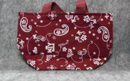 QT026 A & M Small Tote - Trinkets & Things Handmade with Aloha