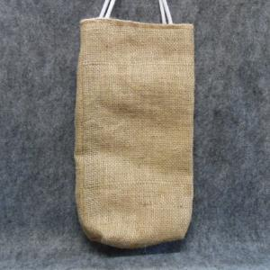 QT041 Quilted Burlap Bag - Trinkets & Things Handmade with Aloha
