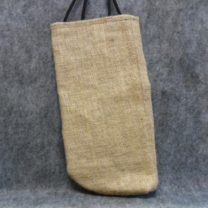 QT045 Quilted Burlap Bag - Trinkets & Things Handmade with Aloha