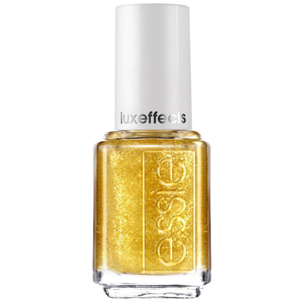 Essie Luxeffects Glitter Top Coat - As Gold As It Gets