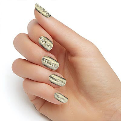 Essie Sleek Sticks Nail Appliqués - Oh My Gold!