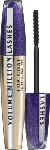 L'Oréal Volume Million Lashes - Top Coat Glitter Mascara