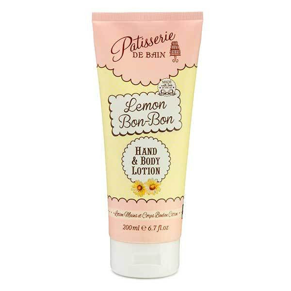 Patisserie de Bain Body Lotion - Lemon Bon Bon 200ml