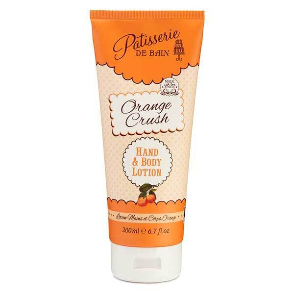 Patisserie de Bain Body Lotion - Orange Crush 200ml
