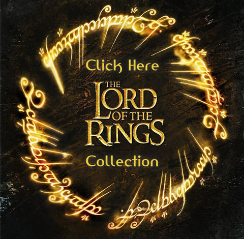 Lord of the Rings Swords, Replicas & Collectables