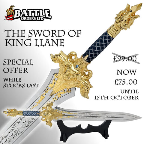 The Sword Of King Llane