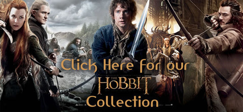 The Hobbit Replica Swords, & Collectables