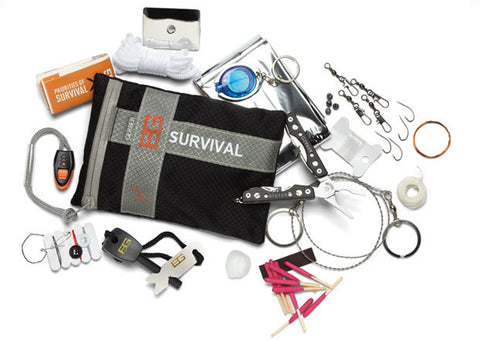 Bear Grylls Basic Ultimate Survival Kit - 22-31-000701