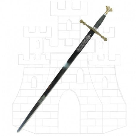 Carlos V Sword with Scabbard
