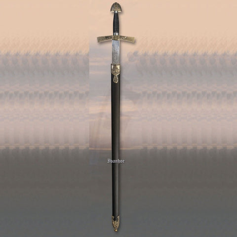 Ivanhoe Sword with scabbard