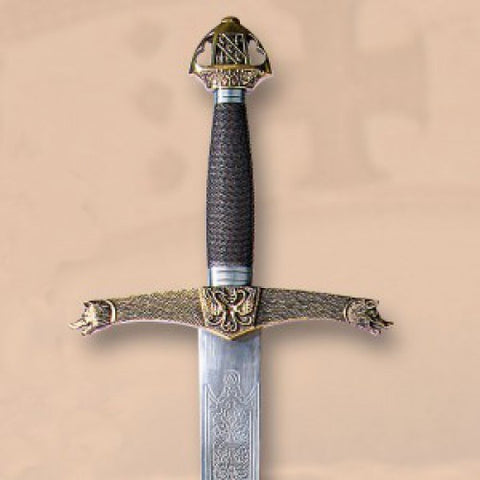 Lancelot Sword with Scabbard