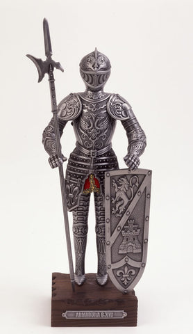 Miniature Suit Of Armour