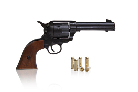 COLT 45 PEACEMAKER  REPLICA GUN - BLACK