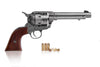 Colt 45 Western Frontier Model antique Grey finish - Wood Grips